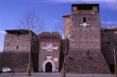 Piazza e Castello Malatesta